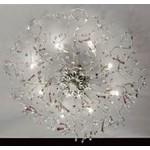 Потолочный светильник Tredici Design 1330.8Z PL серебристо-золот