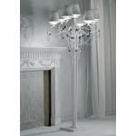Торшер Tredici Design 1355.7P белый