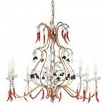 Люстра Tredici Design 1369.8F золотой