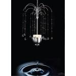 Подвесной светильник Tredici Design 1420.5 серебристый