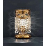 Настольная лампа Voltolina Lumetto Pegaso 1L Oro