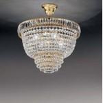 Потолочный светильник Voltolina Roma sospensione 30 Oro
