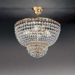 Потолочный светильник Voltolina AMSTERDAM Sospensione 30 Oro