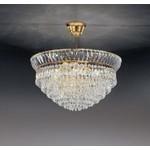 Потолочный светильник Voltolina New Orleans sospensione 40 Oro