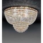 Потолочный светильник Voltolina AMSTERDAM plafoniera 60 Oro