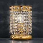 Настольная лампа Voltolina Lumetto Amsterdam 1L Oro