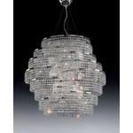Подвесной светильник Voltolina Dna 50 Nikel