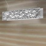 Светильник потолочный LAGUNA S75 G5 PLATINO