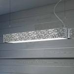 Светильник потолочный BLOCK S100 G5 BIANCO & PLATINO