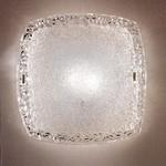 """4482 LineaLight """"Classiccollection"""" светильник настенно-потолочный, прозрач художественное стекло, 50x50х"""