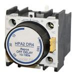 Блок задержки при отключении LA2-DR2, OFF 0,1-30сек