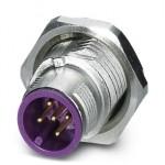 Встраиваемые разъемы - SACC-DSI-MS-5CON-L180/SH VT - 1456491 Phoenix contact