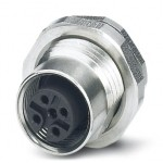 Встраиваемые разъемы - SACC-DSI-M12FS-5CON-L180 VA - 1554733 Phoenix contact