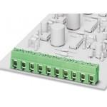 Винтовые компактные клеммные модули - PT 2,5/ 3-7,5-H-S - 1705708 Phoenix contact