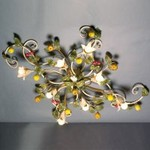 Потолочный светильник Passeri International Frutta PL 7415/8