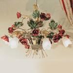 Люстра Passeri International Rose L 5595/6