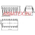 КР1051ХА7 микросхема