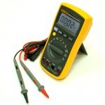 Мультиметр / вольтметр Fluke 17B+ ERTA