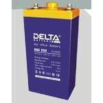 GSC 400 DELTA Аккумулятор 2В, 400Ач, GEL