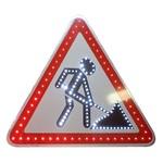 Знак светодиодный (1.25) А=900мм (без канта)