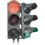 Светофор светодиодный транспортный - ДС6-11 (СКДС11-сб0)