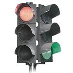 Светофор светодиодный транспортный - ДС6-12 (СКДС 12-сб0)