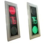 Т.1.2-ТВ-П Светофор дорожный светодиодный транспортный (плоский)
