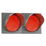 Транспортный светодиодный светофорТ.6.д.2 - d 300 мм