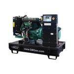 Дизельный электрогенератор GMGen GMC33 открытого исполнения