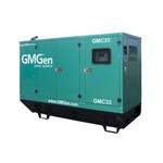 Дизель-генераторная установка (ДГУ) GMGen GMC33 в шумозащитном кожухе