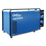 Бензиновый электрогенератор GMGen GMH5000S в шумозащитном кожухе