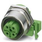 Встраиваемый соединитель для шинной системы - SACC-DSIV-M12FSD-4CON-L90 - 1534630 Phoenix contact