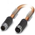 Системный кабель шины - SAC-4P-M12MS/ 1,0-960/M12FS VA - 1431270 Phoenix contact