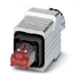 Штекерный соединитель RJ45 - VS-PPC-C1-RJ45-MNNA-PG9-8I6 - 1608113 Phoenix contact