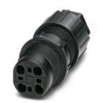 Проходная деталь - QPD W 3PE2,5 6-10 M25 DT BK - 1582169 Phoenix contact