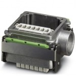 Комплект вставных соединителей - DC-B 6-SET-HD-M20-M-7X4-UT - 1602216 Phoenix contact