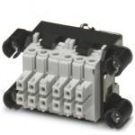 Комплект контактных вставок - VC-TR1/2M-PEA-S66-SET - 1607191 Phoenix contact