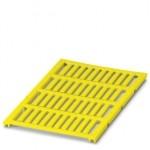 Маркировка для проводов - UC-WMCO 1,6 (21X3) YE - 0827525 Phoenix contact
