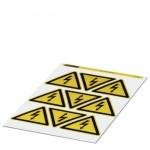 Предупредительная табличка - PML-W101 (100X100) - 0830435 Phoenix contact