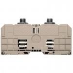1028700000 WEIDMULLER  Клемма винтовая WFF 300 для мощных ленточных токовых шин