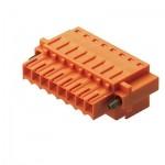 1691020000 WEIDMULLER  Розетка кабельная BLZF 3.5/16/F SN OR