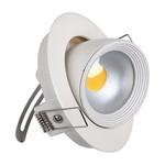 HL692L 8W 6500K 220-240V Белый светодиодный светильник  LED