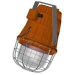 Взрывозащищённый пылевлагонепроницаемый светильник ВИДАР Г-400 1ExdsIICT4