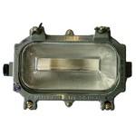 Светильник потолочный (настенный) ЛУЧ-100-01 с решеткой