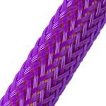 Эластичная кабельная оплетка FR-012 (12,0мм.) лиловая
