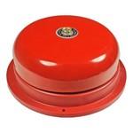 Звонок громкого боя МЗМ-1К        24АС     150мм  цвет красный
