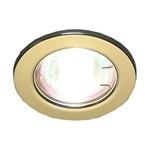 Точечный светильник HS-FT9210   MR16 золото/непов/штамп