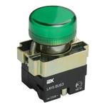 Индикатор LAY5-BU63  зеленый   d=22
