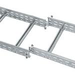 Лоток лестничный 45х400х3000, 1,2 мм