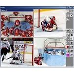 Система «Видеогол 2011» для проведения соревнований по хоккею с 6 камерами